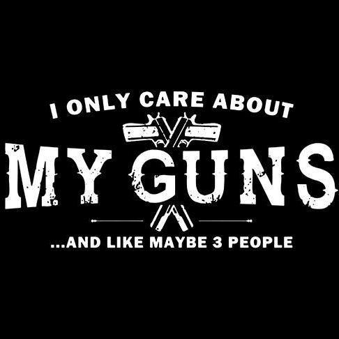 Gun Lovers of San Andreas